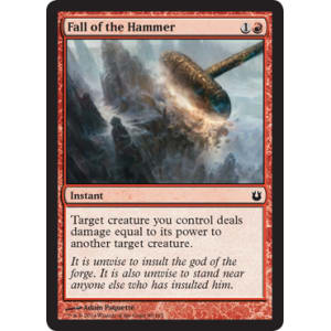 Fall of the Hammer