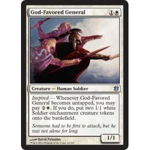 God-Favored General
