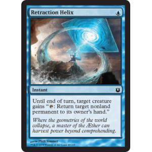 Retraction Helix