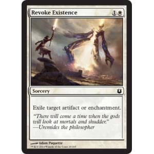 Revoke Existence