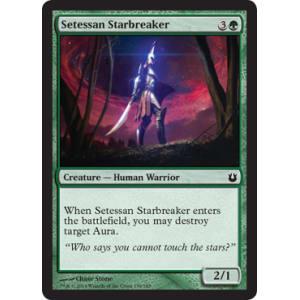 Setessan Starbreaker