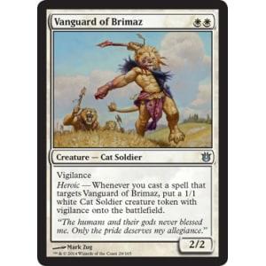 Vanguard of Brimaz
