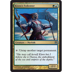 Kiora's Follower