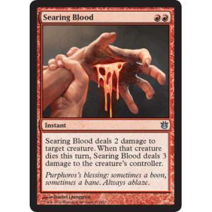 Searing Blood