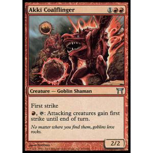 Akki Coalflinger