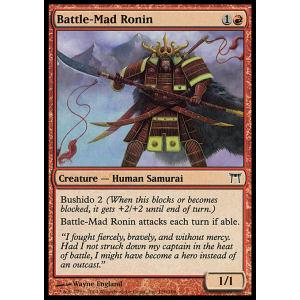 Battle-Mad Ronin
