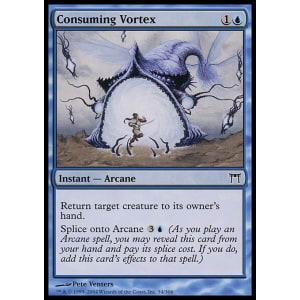 Consuming Vortex