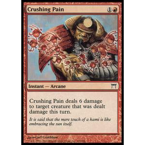 Crushing Pain