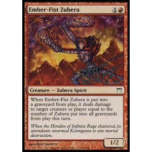 Ember-Fist Zubera