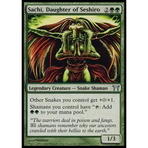 Sachi, Daughter of Seshiro