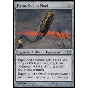 Tenza, Godo's Maul