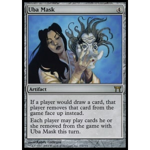 Uba Mask