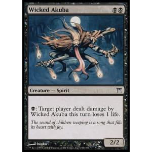 Wicked Akuba