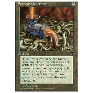 Serpent Generator