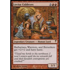 Lovisa Coldeyes