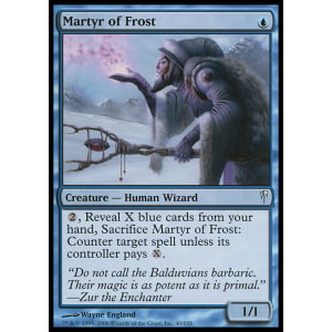 Martyr of Frost