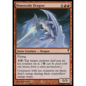 Rimescale Dragon