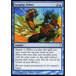 Surging Aether
