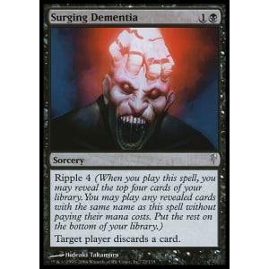 Surging Dementia