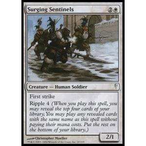 Surging Sentinels