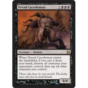 Dread Cacodemon