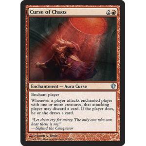 Curse of Chaos