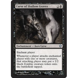 Curse of Shallow Graves