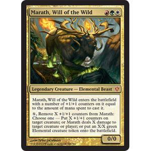 Marath, Will of the Wild