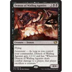 Demon of Wailing Agonies