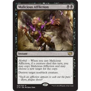 Malicious Affliction