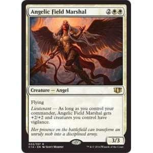 Angelic Field Marshal