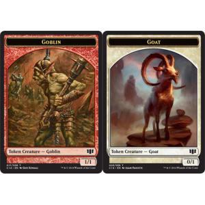 Goat (Token) // Goblin (Token)
