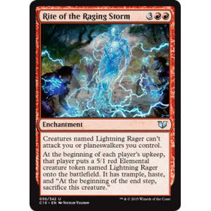Rite of the Raging Storm