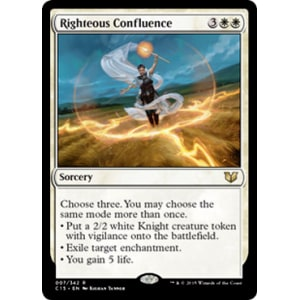 Righteous Confluence
