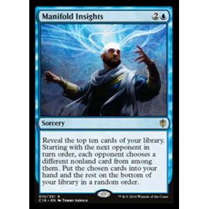 Manifold Insights
