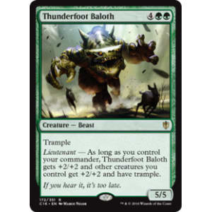 Thunderfoot Baloth