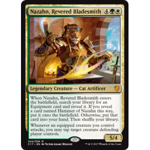 Nazahn, Revered Bladesmith