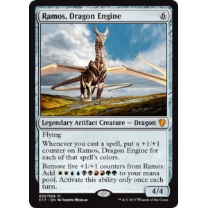 Ramos, Dragon Engine