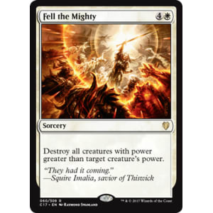 Fell the Mighty
