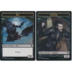Bat (Token) // Vampire (Token)