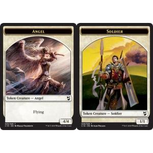 Angel (Token) // Soldier (Token)