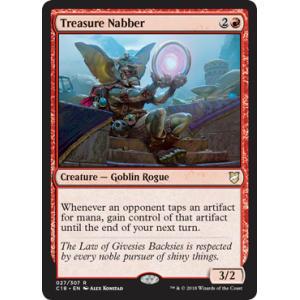 Treasure Nabber
