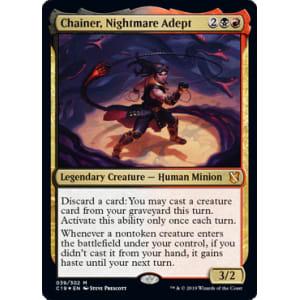 Chainer, Nightmare Adept
