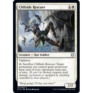 Cliffside Rescuer