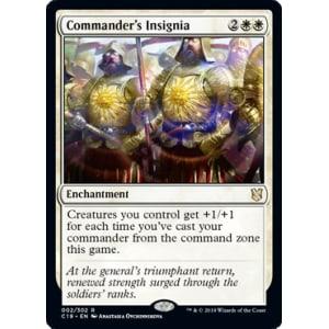 Commander's Insignia