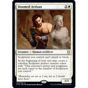 Doomed Artisan