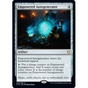 Empowered Autogenerator