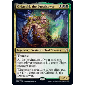 Grismold, the Dreadsower