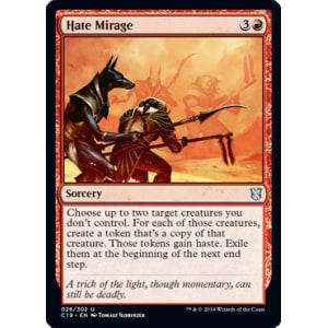 Hate Mirage