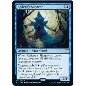 Kadena's Silencer
